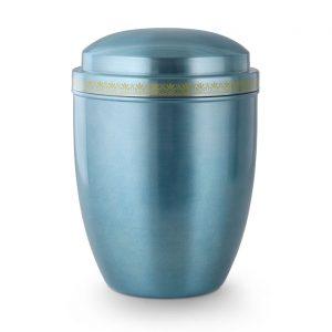 Voelsing traditionele urnen